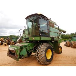 JOHN DEERE TURBO 6620 COMBINE Harvesting Equipment