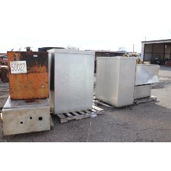 fuel tank, signal boxes, Selling Offsite: Located in Tuscaloosa, AL