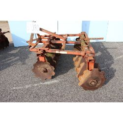 disc harrow, Selling Offsite: Located in Tuscaloosa, AL