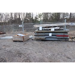 sign posts, concrete pipes, Selling Offsite: Located in Tuscaloosa, AL