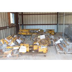 bush hog parts, motor grader parts, Selling Offsite: Located in Tuscaloosa, AL
