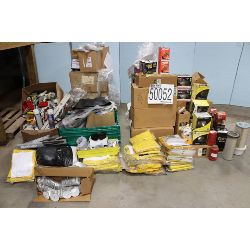 automotive misc, batteries, rain coats, Selling Offsite: Located in Tuscaloosa, AL