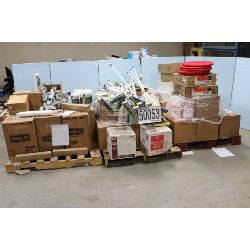 misc janitorial items, Selling Offsite: Located in Tuscaloosa, AL