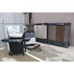 refrigerator, fans, ice machine, grill, Selling Offsite: Located in Montgomery, AL