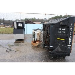 ice machines, A/C window units, fans, Selling Offsite: Located in Troy, AL