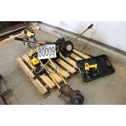 grass trimmers, chain saws, drill auger, Selling Offsite: Located in Grove Hill, AL