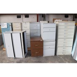 file cabinets, Selling Offsite: Located in Mobile, AL
