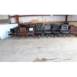 chairs, Selling Offsite: Located in Mobile, AL