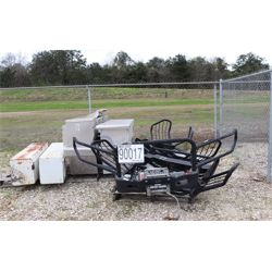 toolboxes, winches, brushguards, Selling Offsite: Located in Mobile, AL