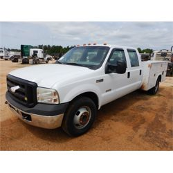 2006 FORD F350 Service / Mechanic / Utility Truck