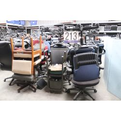 chairs, Selling Offsite: Located in Montgomery, AL