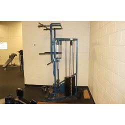 various gym equipment, Selling Offsite: Located in Montgomery, AL