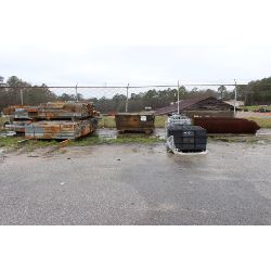 guard rails, Selling Offsite: Located in Troy, AL