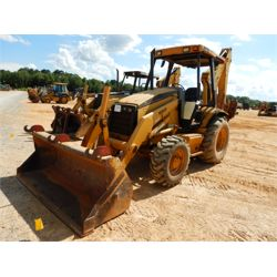 1998 CATERPILLAR 416C Backhoe