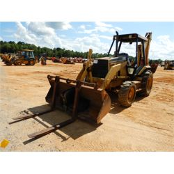 1995 CATERPILLAR 416B Backhoe