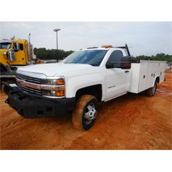 2015 CHEVROLET 3500HD Service / Mechanic / Utility Truck