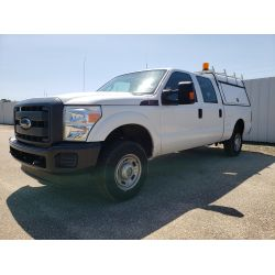2013 FORD F250 Service / Mechanic / Utility Truck