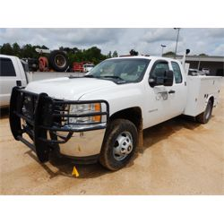 2011 CHEVROLET 3500HD Service / Mechanic / Utility Truck