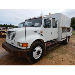 1996 INTERNATIONAL 4700 Service / Mechanic / Utility Truck