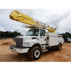 2008 FREIGHTLINER BUSINESS CLASS M2 Boom / Bucket / Crane Truck