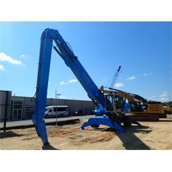 2011 FUCHS MHL350D Material Handler Equipment