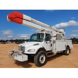 2007 FREIGHTLINER BUSINESS CLASS M2 Boom / Bucket / Crane Truck
