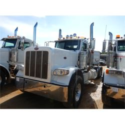 2011 PETERBILT 389 Day Cab Truck