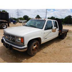 2000 CHEVROLET 3500 Flatbed Truck
