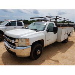 2007 CHEVROLET SILVERADO Service / Mechanic / Utility Truck