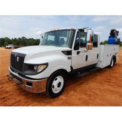 2013 INTERNATIONAL Terrastar Service / Mechanic / Utility Truck