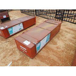 Storage shelter 20' x 30' x 12' (C-6)