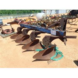 Ford 4 row bottom plow (C-3)