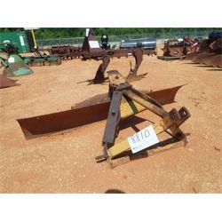 6' side winder, adjustable scraper blade