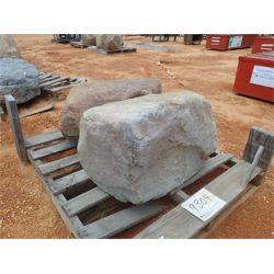(1) pallet decorator rock (C-6)
