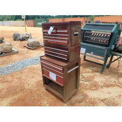 (3) metal tool boxes (C6)