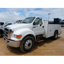 2000 FORD F650 SUPER DUTY Service / Mechanic / Utility Truck