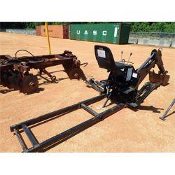 "LONG AGRI 4008 back hoe attach w/20"" bucket, fits Farmtrac 360 tractor (C3)"