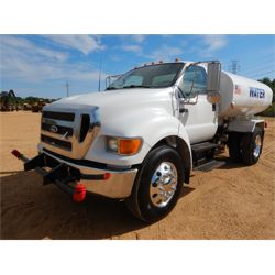 2005 FORD F750 Water Truck