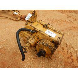 transmission for log skidder (A3)
