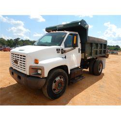 2005 CHEVROLET C7500 Dump Truck
