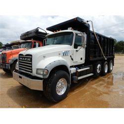 2011 MACK GU713 Dump Truck