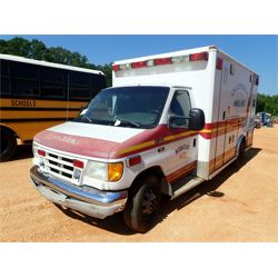 2003 FORD E450 Emergency Vehicle