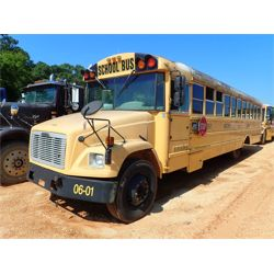 2006 FREIGHTLINER SCHOOL BUS Bus / Motorcoach / RV