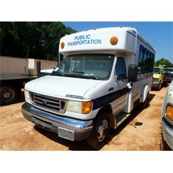 2006 FORD E-350 Bus / Motorcoach / RV
