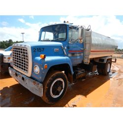 1983 FORD 8000 Water Truck