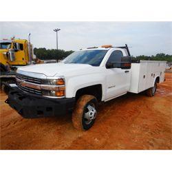 2015 CHEVROLET 3500HD Service / Mechanic / Utility Truck