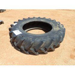 (1) 380/85R30 tire (C7)