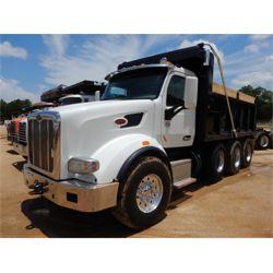 2016 PETERBILT  Dump Truck