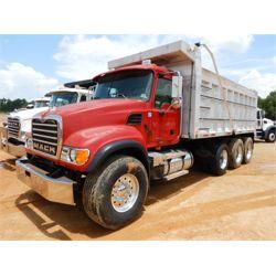 2004 MACK GRANITE CV713 Dump Truck