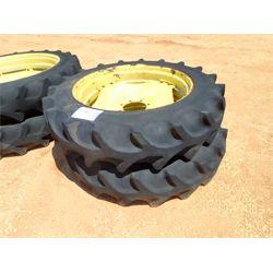 (2) 36x38 tires